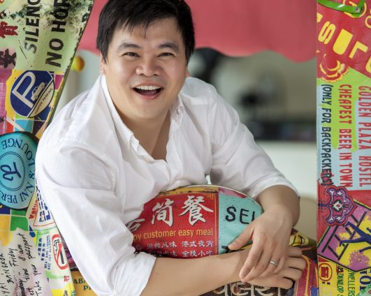 Loh Lik Peng, Founder and Director, Unlisted Collection