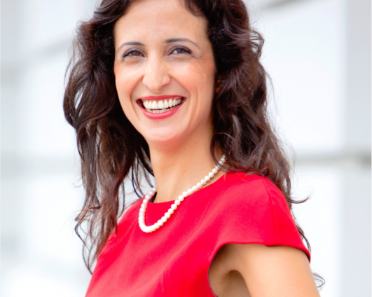 Mouna Langendorf, Founder and CEO, Woomentum