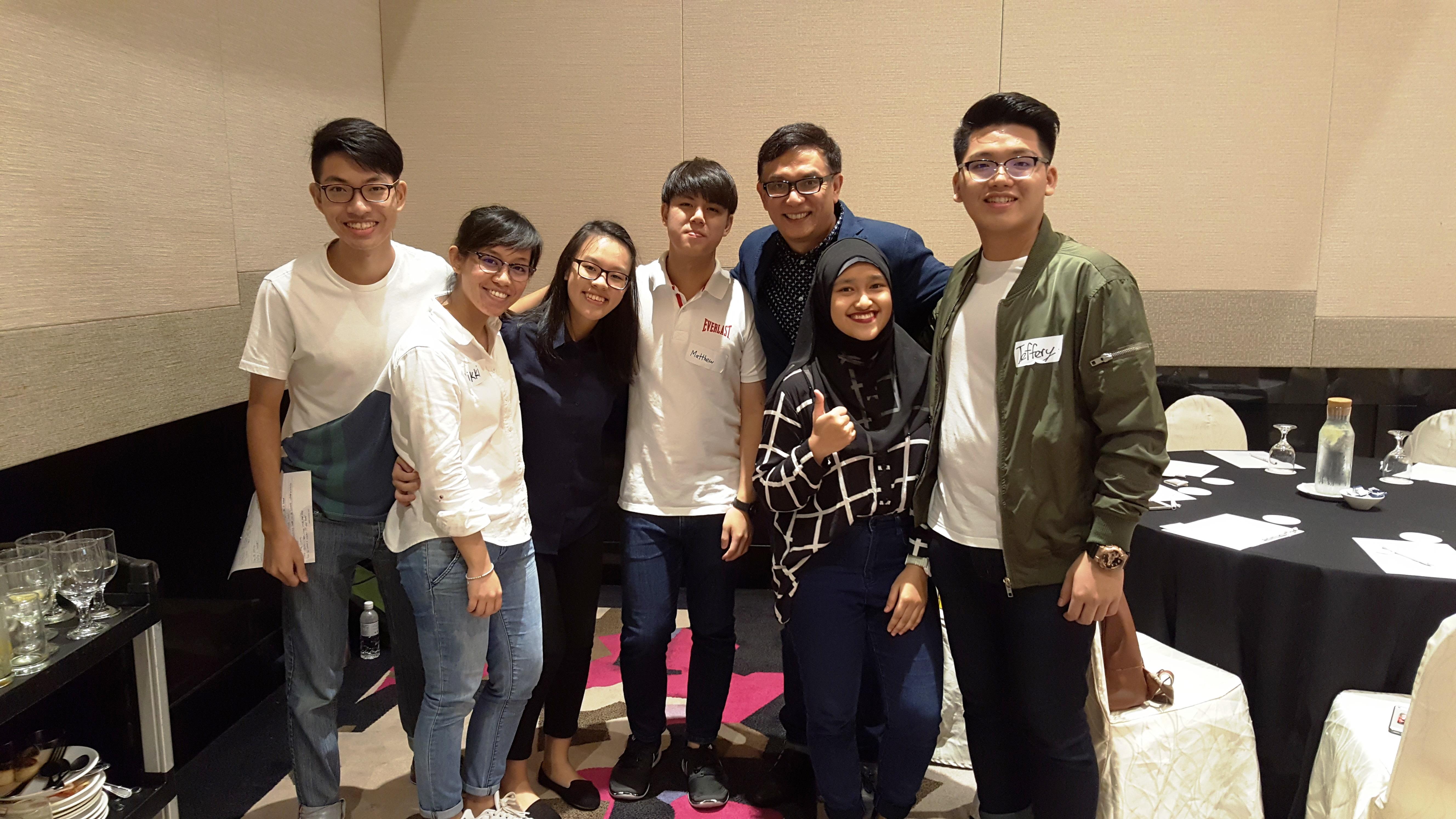 Nikki Lumanog | Singapore Polytechnic | Tern Testimonials