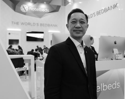 Andy Tan, Vice President Sales APAC, Hotelbeds