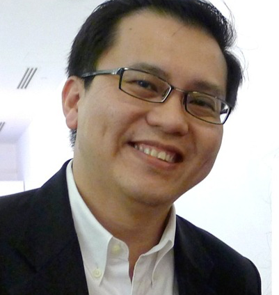 Colin Goh, CEO, The RICE Company Limited