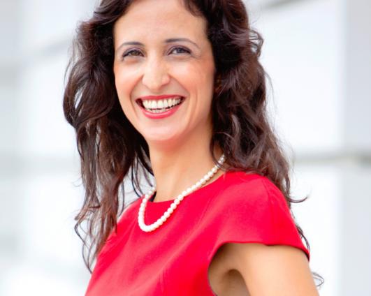 Mouna Langendorf, Founder and CEO, Woomentum