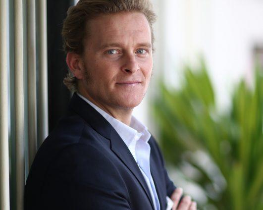 Tristan Torres, General Manager, Deliveroo Singapore