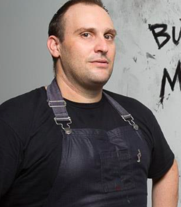 Drew Nocente, Executive Chef, Salted and Hung
