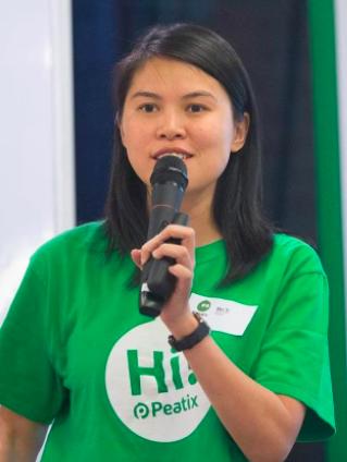 Mei Yi Yeap, General Manager Asia, Peatix