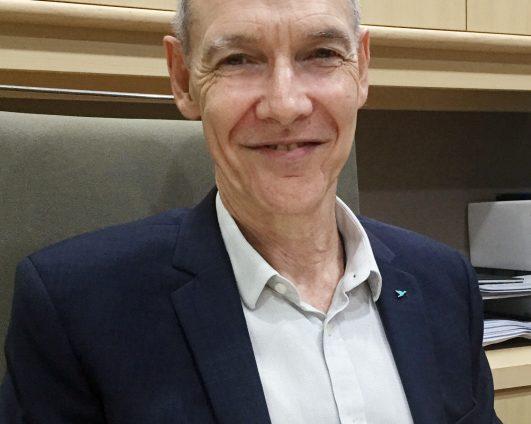 Graeme Ham, Vice President of Talent & Culture, AccorHotels